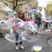 Seifenblasen, Spielzeug