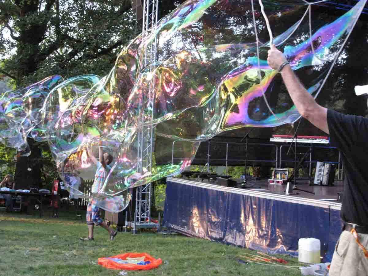 Spielzeug Riesenseifenblasen Seifenblasen