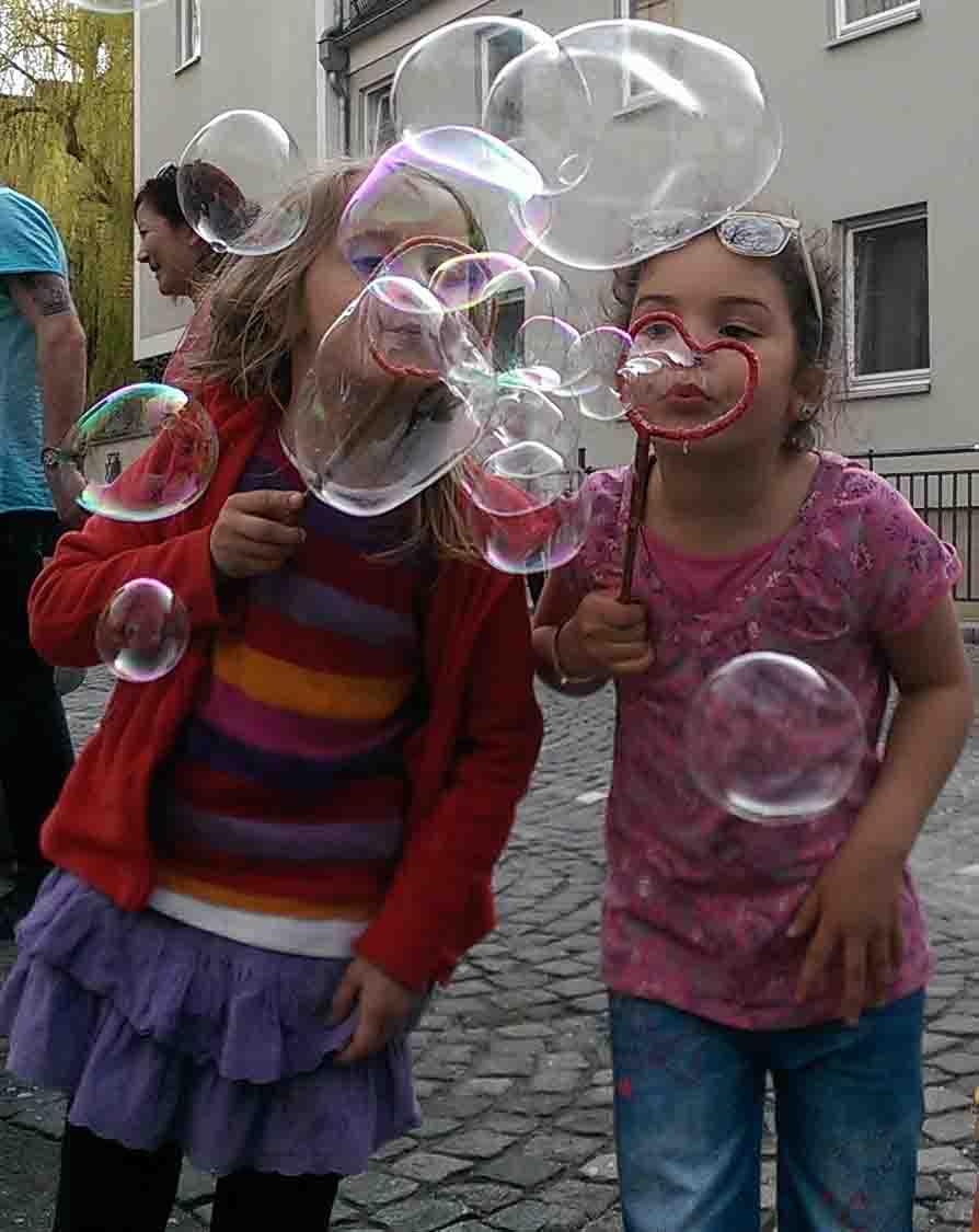 Seifenblasenspielzeug