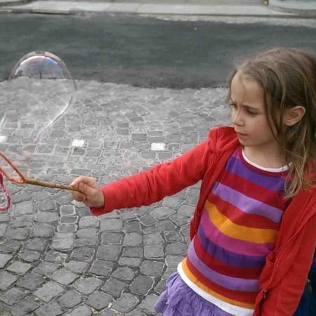 Spielzeug, Seifenblasen