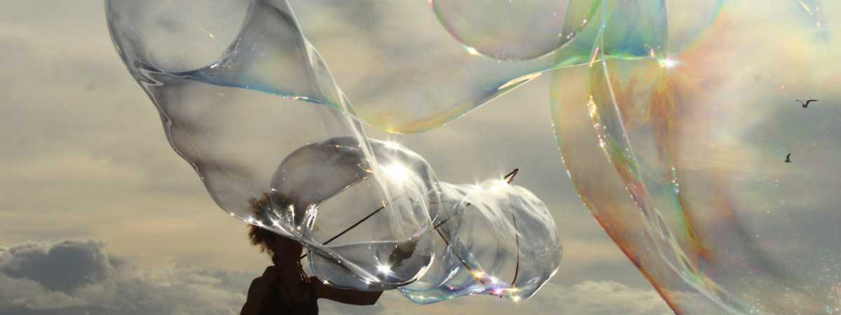 Riesenseifenblasen Fotografie Seifenblasenkunst Bubblebo Seifenblasenfabrik